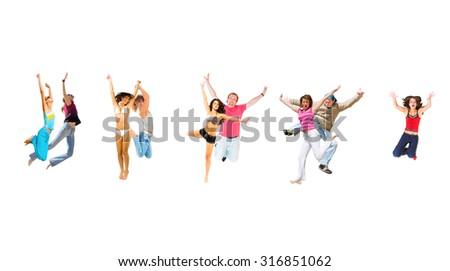 Team Achievement Big Group  #316851062