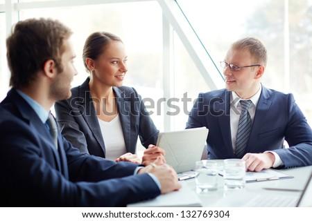 Team of professionals - Shutterstock ID 132769304