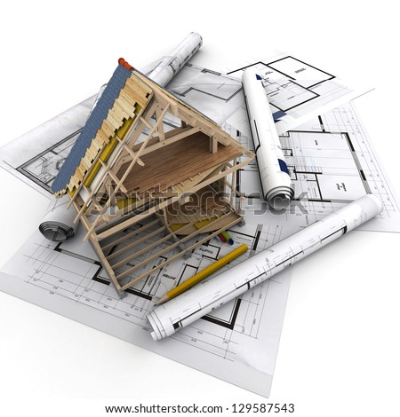 Technical details of home construction #129587543