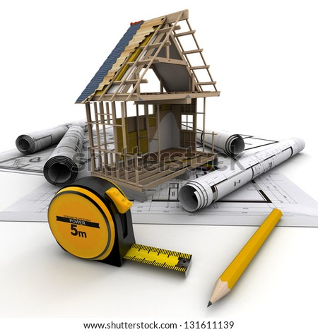 Technical details of home construction