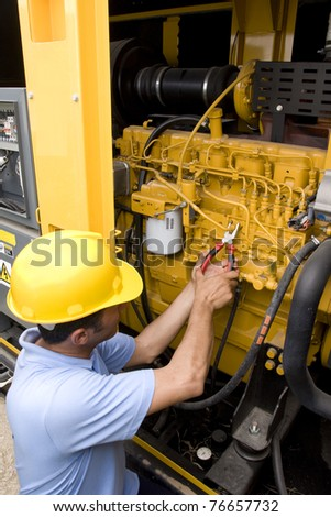 how to become a generator technician