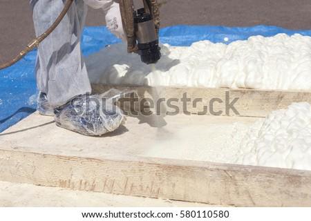 2 im genes de aislamiento gratis en freejpg for Concrete foam insulation