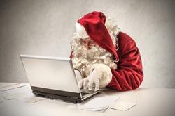Technological Santa