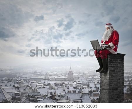 Technological Santa Claus