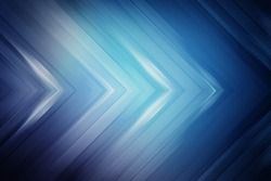 Technology future arrows abstract background, moving forward concept