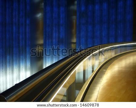 tecnologic subway in madrid