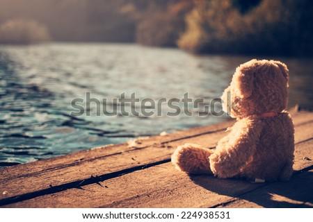 Stock Photo Teddy bear