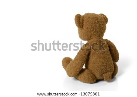 Teddy Bear looking Away