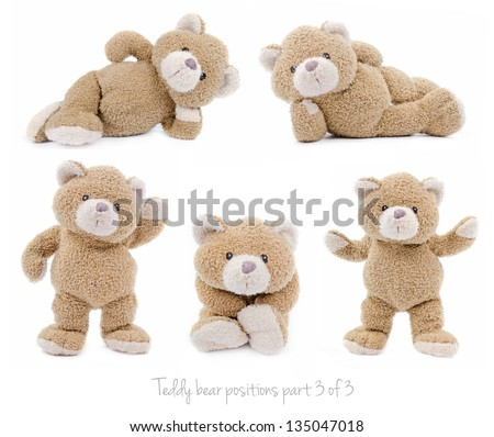 teddy bear set (3 of 3)