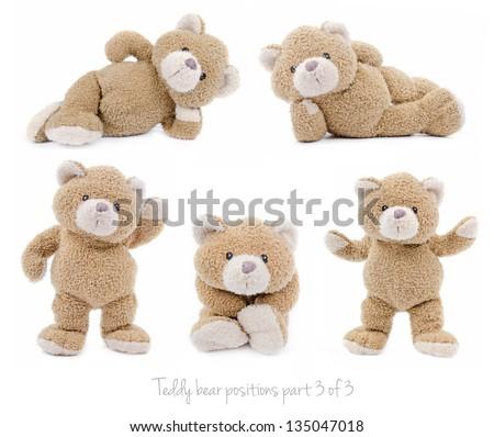teddy bear set  3 of 3