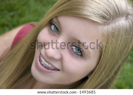stock photo : Teen Girl. Save to a lightbox ▼. Please Login.