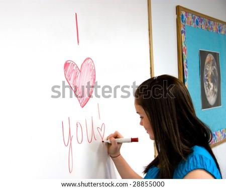 Teenage love essay