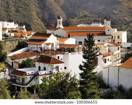 Tejeda, Gran Canaria, Canary Islands, Spain