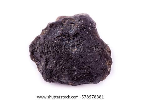 Tektite Meteorite macro stone
