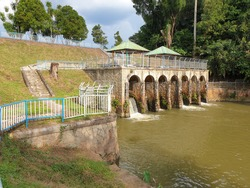 Telaga Tujuh Serendah, also known as Perigi Tujuh, translates as Seven Wells and is a little known  part of Malaysia's heritage.