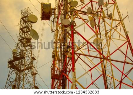Telecom Tower Work