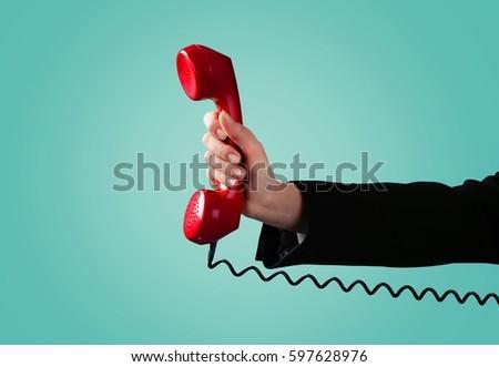 Telephone. #597628976