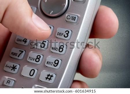 Telephone. #601634915