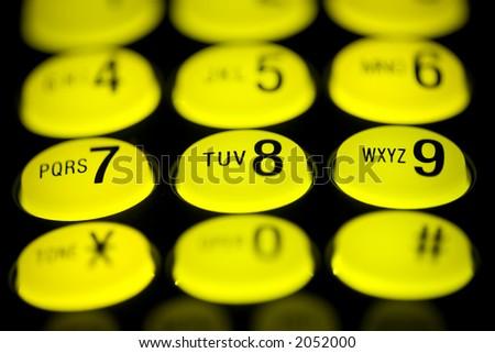 Telephone Pad - 8