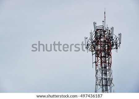 telephone signal station