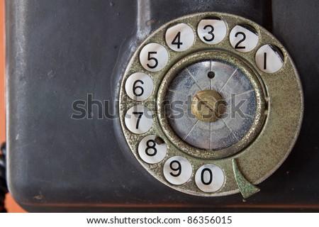 Telephone vintage.