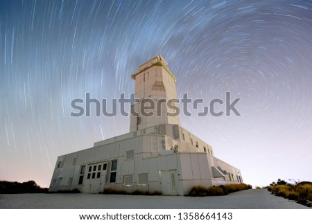 Telescopes under thousand of stars #1358664143