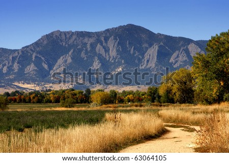 Teller Farm Trail Boulder Colorado