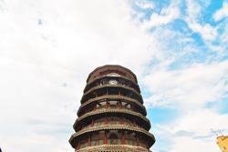 Teluk intan leaning tower,Teluk intan,Perak is one of the attracktion in Perak
