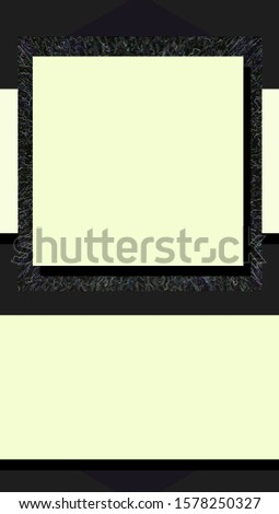 Template background for adverts, photos and brochures