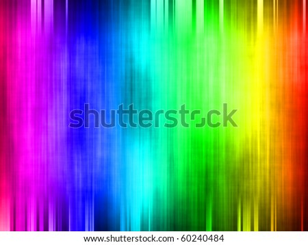 template colorful abstract rainbow background