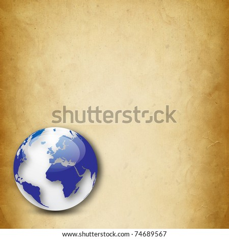 template design - stock photo