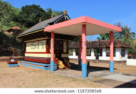 temple at tamilnadu #1187208568