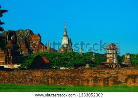 Temple Buddha Asia #1333052309