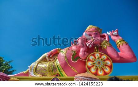 Temple in Thailand & Thailand culture #1424155223