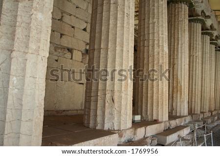 temple of apollon-epikurios - greece