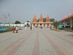 Temple of GangaSagar