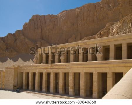 Temple of Hatshepsut in Luxor #89840668