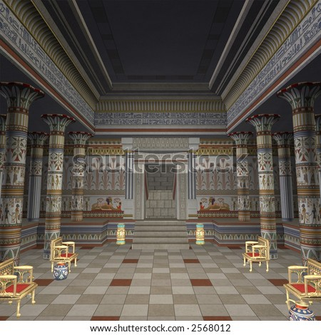 Temple of the Pharaohs
