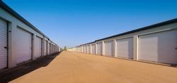 Temporary storage facility