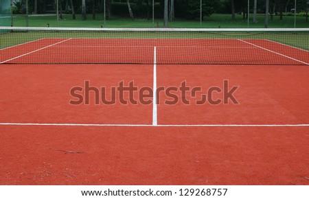 Tennis court grass play game background texture pattern line sport outdoor match for design