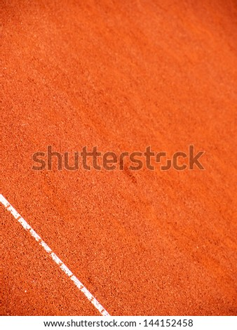 tennis court lines 101