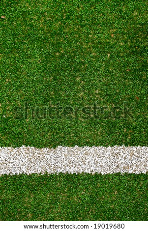 tennis court texture with stripe