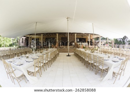 Tent Dining Party Home Decor\ Decor Dining Tables outdoors tent party celebration dinner at private mansion home