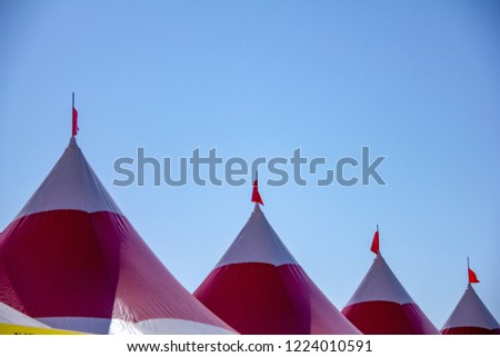 Tent roof for festivals #1224010591