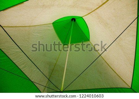 Tent roof for festivals #1224010603