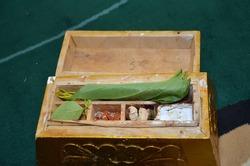 tepak sirih the traditional box for ritual