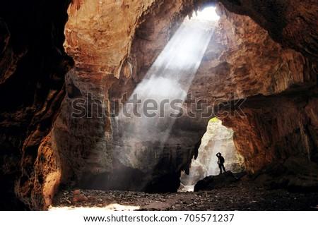 Shutterstock Terawang Cave