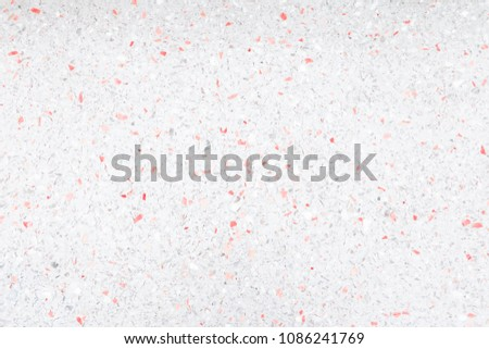 Terrazzo Flooring Or Marble Old Polished Stone Wall Beautiful Texture For Background With Copy Space