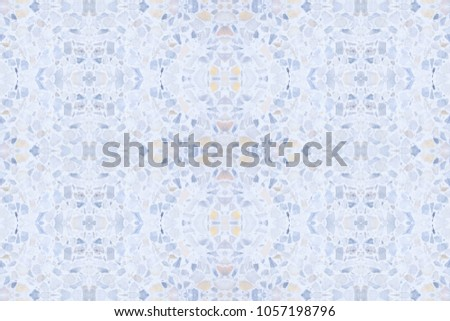 Terrazzo Flooring Seamless Design Patterns Marble Old Texture Or Polished Stone Art Background Beautiful