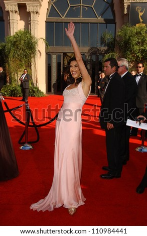 Terri Hatcher  arriving at the 59th Annual Primetime Emmy Awards. The Shrine Auditorium, Los Angeles, CA. 09-16-07